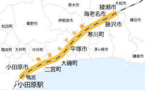Shinkansen_kamonomiya_test_track_ma